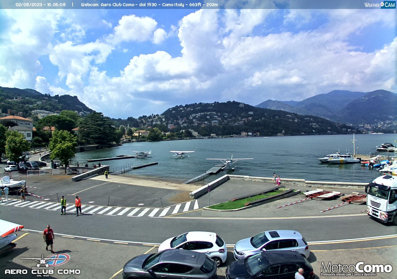 Como, lake Como Live Cam, Italy