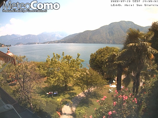 WebCam Lenno (Como